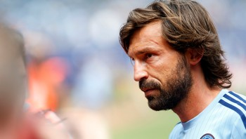 MLS Orlando City SC New York City FC Soccer Andrea Pirlo