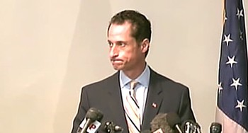 Video Anthony Weiner - Foto: Nyhetsspiller /