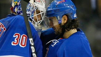HKN-BUFFALO-SABRES-V-NEW-YORK-RANGERS Buffalo Sabres v New York Rangers - Foto: Paul Bereswill / Afp