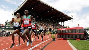 Athletics Worlds Eugene