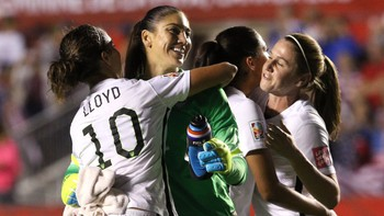FOI-WOM-CHINA-V-UNITED-STATES:-QUARTER-FINAL---FIFA-WOMEN'S-WORL
