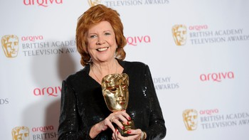 Britain British Academy Television Awards Cilla Black