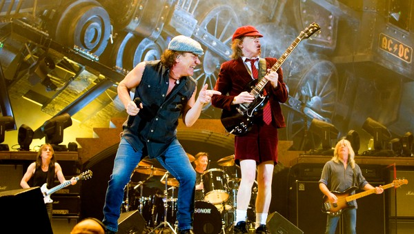 AC/DC - Foto: SCANPIX NORWAY / REUTERS
