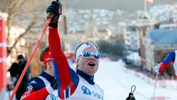Norway Cross Ountry World Cup