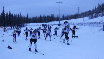 Ski, Arctic Winter Games AWG 2012