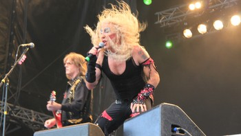 Twisted Sister - Twisted Sister er klare for Tons Of Rock i Halden. - Foto: Mathis Eira /