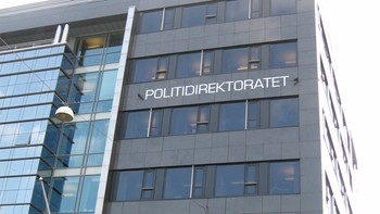 Direkte: Politidirektoratet