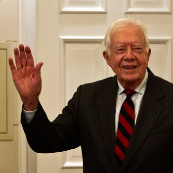 Jimmy Carter i Bejing