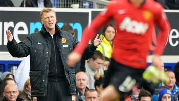 Moyes - Foto: PAUL ELLIS / Afp