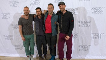 Coldplay - Foto: JUAN MEDINA / Reuters