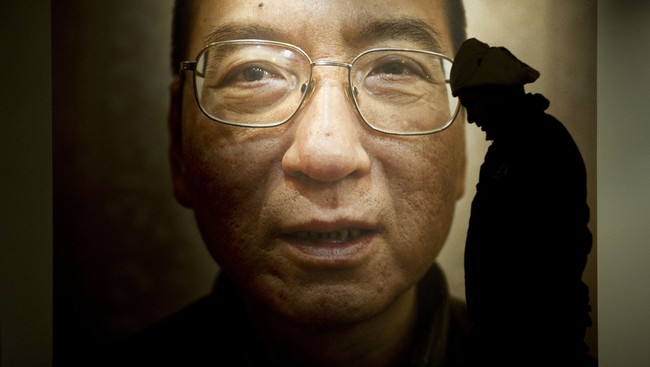 TOPSHOTS-NORWAY-CHINA-PEACE-NOBEL-LIU XIAOBO (Foto: ODD ANDERSEN/Afp)