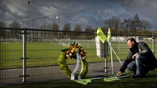 FBL-NED-TRIBUTE-FILES (Foto: Koen van Weel/Afp)