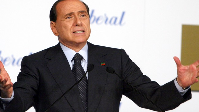 Silvio Berlusconi (Foto: SANDRO PACE/AP)
