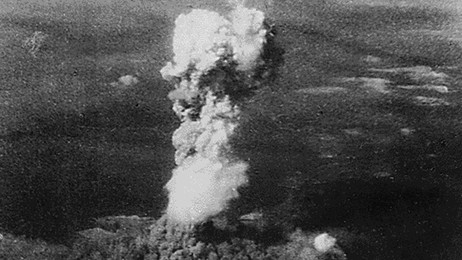 JAPAN-NUCLEAR-WWII-HIROSHIMA-FILES (Foto: THE NATIONAL ARCHIVES/Afp)