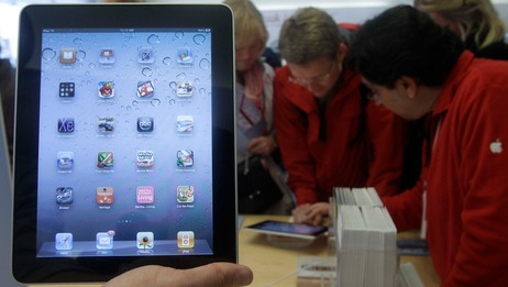 Apple Ipad (Foto: Jeff Chiu/Ap)