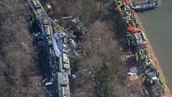 GERMANY-TRANSPORT-RAIL-ACCIDENT