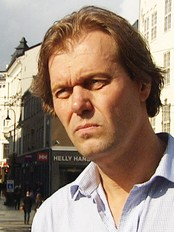 Lars Holmen (NRK)