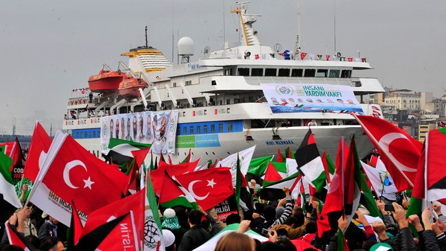 TURKEY/MAVI MARMARA (Reuters/Scanpix)