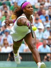 Serena Williams (Foto: Miguel Medina/Afp)