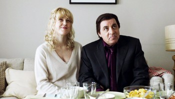 Drama with big succes - Lilyhammer with Frank (Steven Van Zandt) and Sigrid (Marian Saastad Ottesen