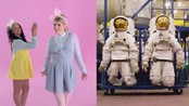 "All about that space - Nasa sin parodi av ""All about that bass"""