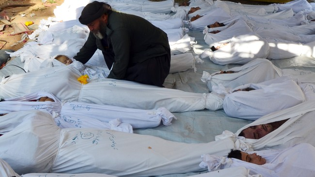 Syria gas attack http://www.excitingnewsfromaroundtheworld.blogspot.com