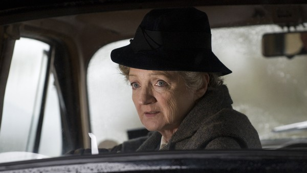 Miss Marple: Sort knekt