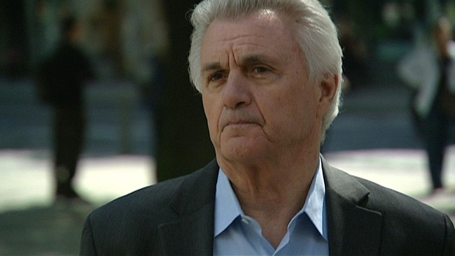 John Irving (Foto: Svein Ommundsen/NRK)