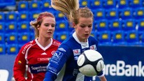 Henriette Invaldsen - spiller p Sarpsborg 08 og J19-landslaget (Foto: Frank Githmark)