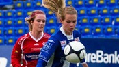 Henriette Invaldsen - spiller p Sarpsborg 08 og J19-landslaget