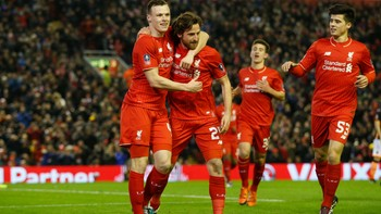 SOC/ Liverpool v Exeter City - FA Cup Third Round Replay