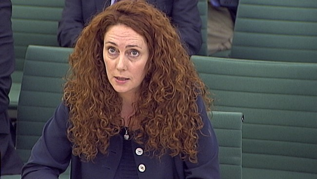 Rebekah Brooks (Foto: Scanpix)