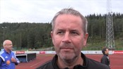 Intervju med trenarane etter kampen - Created by InfoDispatcher