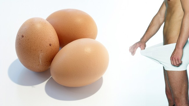 Egg og impotens (Foto: Colourbox)