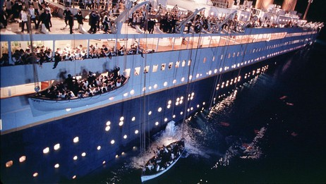 Fra filmen &#39;Titanic&#39; (Foto: MERIE WALLACE/EPA)