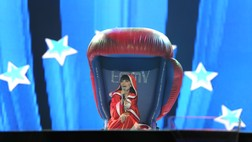 Artisten Emmy fra Armenia under Eurovision 2011 (Foto: Alain Douit/EBU)