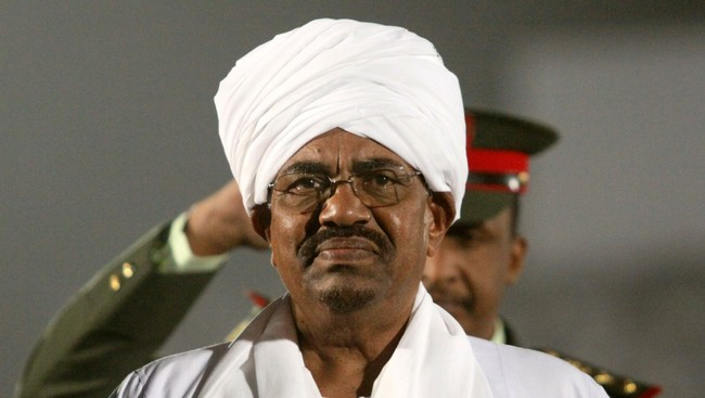 Omar Hassan Al Bashir (Foto: MOHAMED NURELDIN ABDALLAH/Reuters)