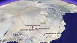 GoogleEarth-bildet oppdatert 25.11 (Foto: GoogleEarth)
