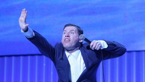 Standup med Lee Evans