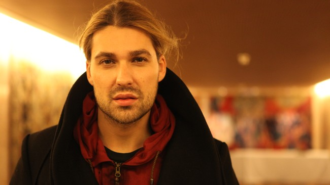 David Garrett (Foto: Fred Olav Vatne/NRK)