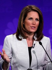 Michele Bachmann (Foto: Paul Sancya/Ap)