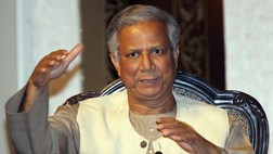 Muhammad Yunus (Foto: FAROOQ NAEEM/AFP)
