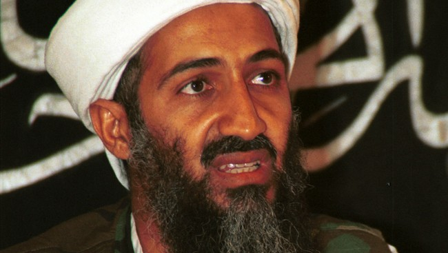 Osama Bin Laden (Foto: MAZHAR ALI KHAN/AP)