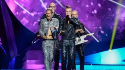 Latvia esc 2013 (Foto: SCANPIX SWEDEN/Reuters)