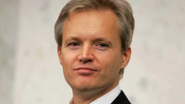 SWEDEN SAUDI/ File photo of Sweden's newly appointed Defence Minister Sten Tolgfors listening during a news conference in Stockholm (Foto: © Scanpix Scanpix / Reuters/Reuters)
