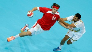 OL i London - håndball: Spania-Serbia, menn 29.07.2012