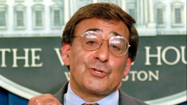 leon panetta young. Leon Panetta yesterday from