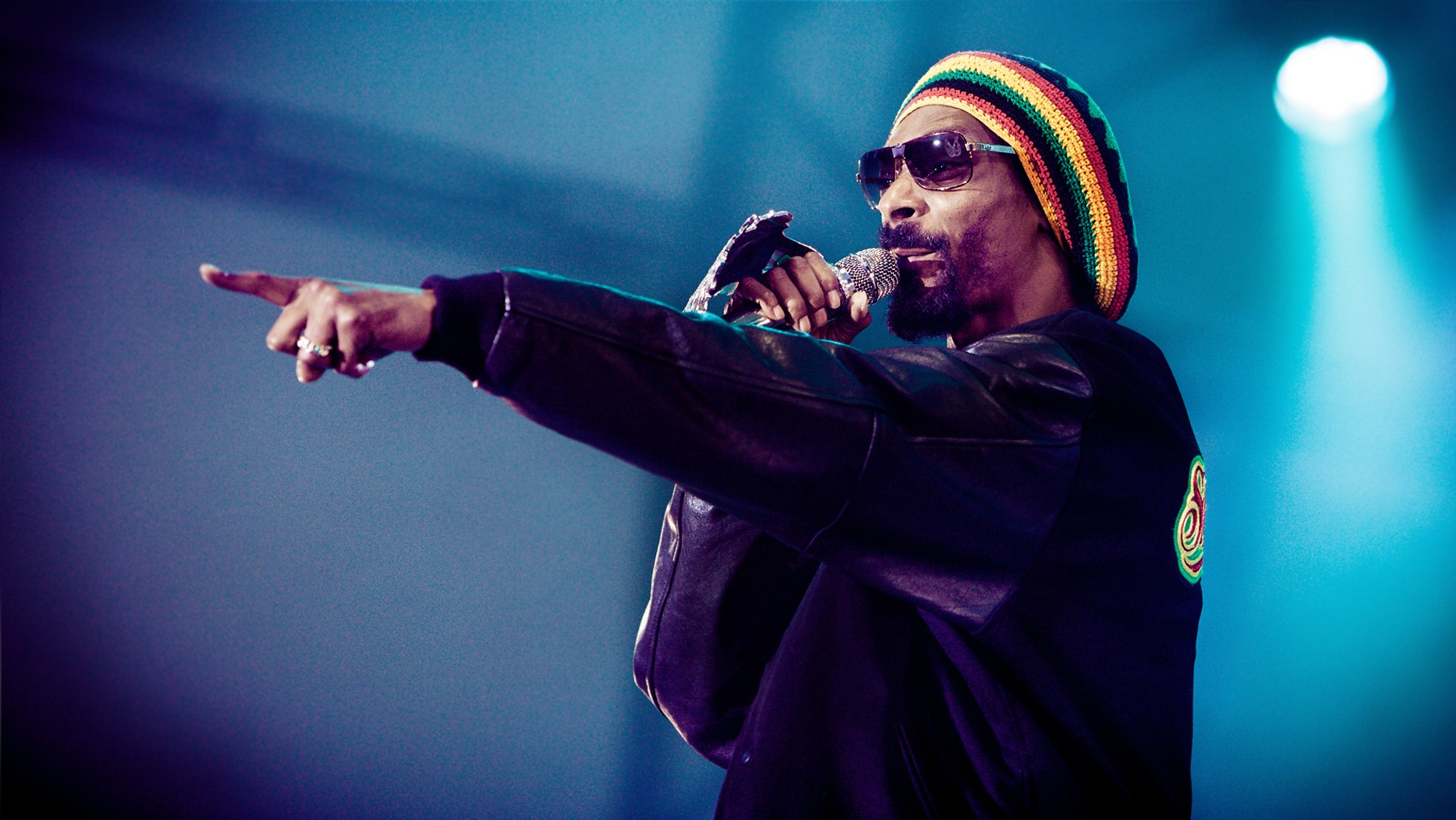 Aplicativo de foto do snoop dogg