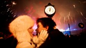 Romania New Year (Foto: Vadim Ghirda/Ap)
