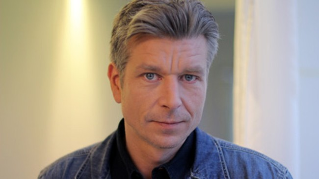 Karl Ove Knausgrd (Foto: SVT)